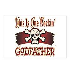 Rockin Godfather Postcards (Package of 8)
