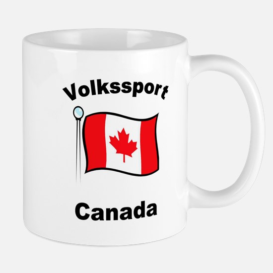 Volkssport Canada Mug