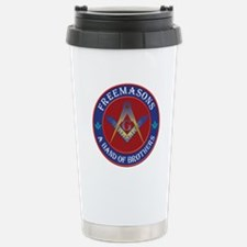 Freemasons. A Band of Brothers Stainless Steel Tra
