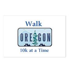 Walk Oregon Postcards (Package of 8)