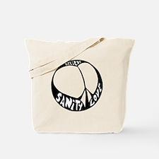 Peace Love Symbol Tote Bag