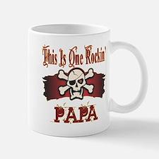 Rockin Papa Mug