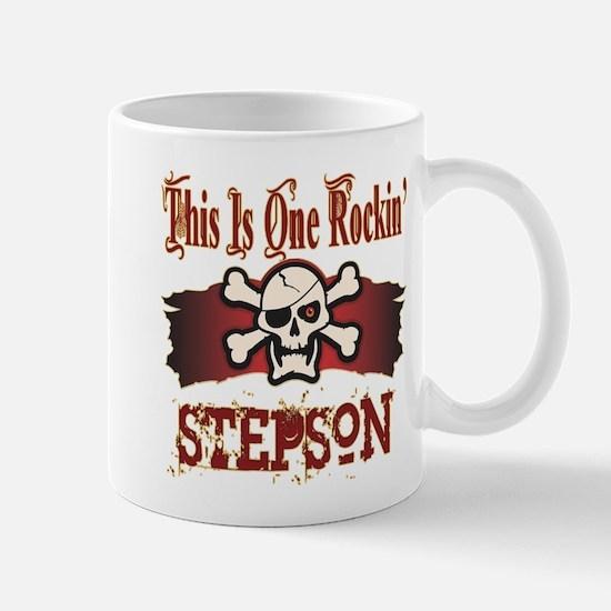 Rockin Stepson Mug