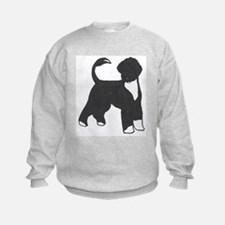 Cute Portuguese water dog Sweatshirt