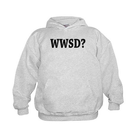 WWSD? Kids Hoodie