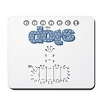Connect The Dots Mousepad