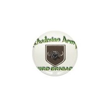 Rhodesian Army 3rd Brigade Mini Button (10 pack)