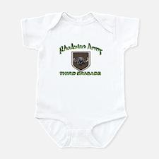 Rhodesian Army 3rd Brigade Infant Bodysuit