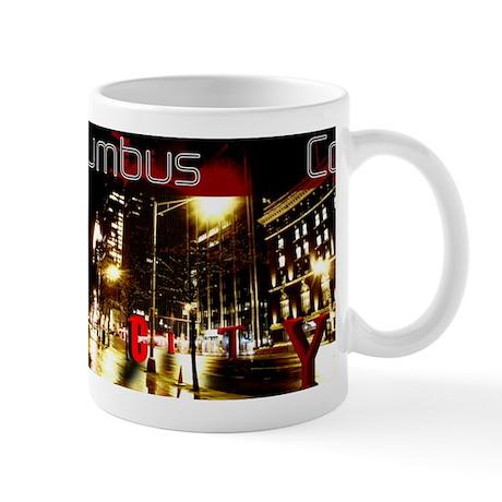 Columbus City Mug