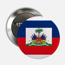 """Haiti Flag 2.25"""" Button (10 pack)"""