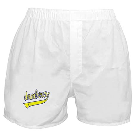 Dumberer Boxer Shorts