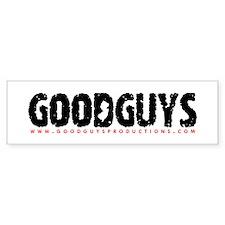 Goodguys Bumper Bumper Sticker