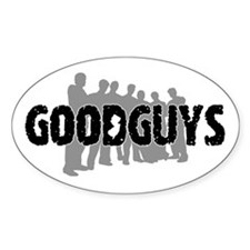 Goodguys Oval Decal