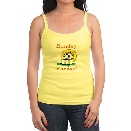 Sunday Funday! Jr. Spaghetti Tank