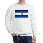 El Salvador Flag Sweatshirt