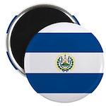 El Salvador Flag 2.25