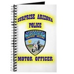 Surprise Police Motors Journal