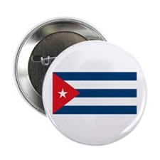 "Cuban Flag 2.25"" Button (10 pack)"