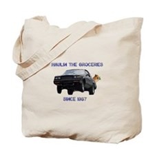 Grand National Tote Bag