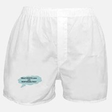 Rights and Responsibilities Boxer Shorts