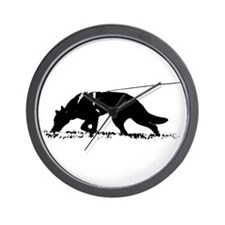 shepherd tracker Wall Clock