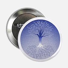"Winter Solstice Blue 2.25"" Button"