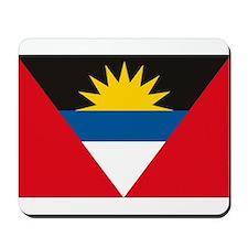 Antigua and Barbuda Flag Mousepad