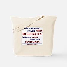 Moderate Tote Bag
