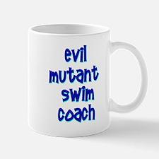 Evil Mutant Swim Coach Mug