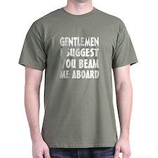 Beam Me Aboard T-Shirt