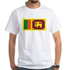 Sri Lanka Flag Shirt