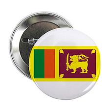 "Sri Lanka Flag 2.25"" Button (10 pack)"