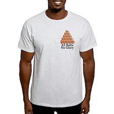 All Balls No Glory Logo 7 T-Shirt Design Fro