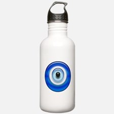 Evil Eye Sports Water Bottle
