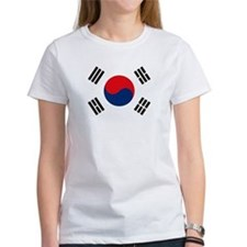 South Korea Flag Tee
