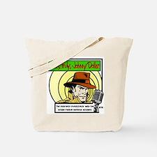 Cool Investigating Tote Bag