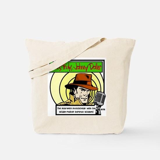 Cool Old time radio Tote Bag