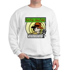 Cute Old time radio Sweatshirt