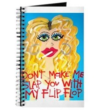 Flip flop Journal