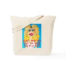 Flip flop Tote Bag