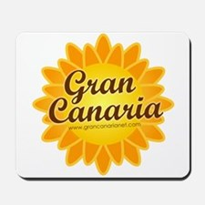 Gran Canaria Sun Mousepad