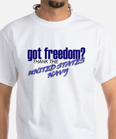 Got Freedom? Navy Shirt