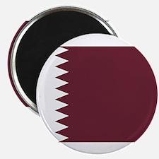 "Qatar Flag 2.25"" Magnet (10 pack)"