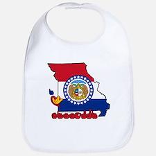 ILY Missouri Bib