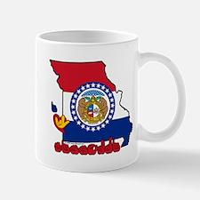ILY Missouri Mug
