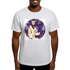 White Buffalo Calf Woman T-Shirt