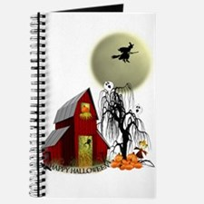 Spooky Barn Journal
