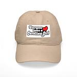 Everyone Loves A Carolina Girl Cap