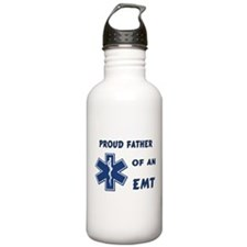 EMT Father Water Bottle