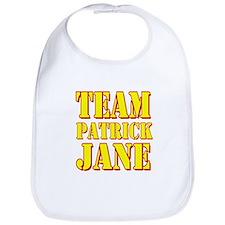 Team Patrick Jane Mentalist Bib